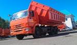 Самосвал мод.СУ6.2 на базе шасси КамАЗ 65115Евро4