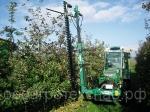 Машина для контурной обрезки кроны деревьев CMA 250