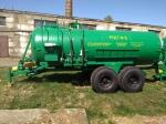 Машина для внесения жидких органических удобрений МЖУ-20